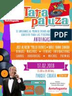 Tatapaluza Antofagasta 2018