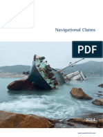 Navigational Claims Brochure