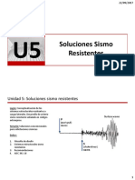 Unidad 5 - Soluciones Sismoresistentes