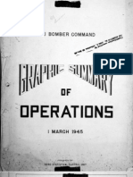 XXI Bomber Command, Graphic Summary of Operations, 1 March 1945, Source