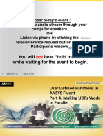 Ask the Expert Udfs Part 4 Making Udfs Work in Parallel