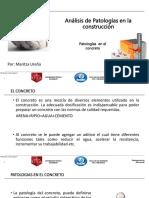 7.Patologias en El Hormigón