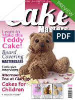 Cake Masters Magazine May 2014 PREVIEW