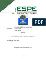 Informe Proano Miranda ROBOTICA 1erP