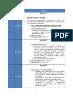 MEM 592 Winter 2015 Curriculum