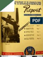 Air Intelligence Report, V1N10