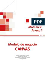 Instructivo Modelo CANVAS