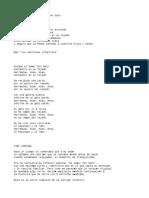 Canción-Estaba El Señor Don Gato