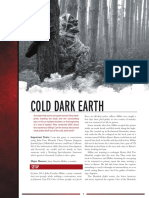 Chill 3rd Edition - Cold Dark Earth