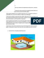 Captacion de Agua Pluvial