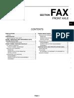 Fax reo