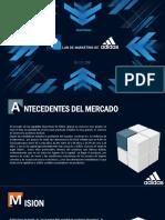 Plan Marketing Adidas