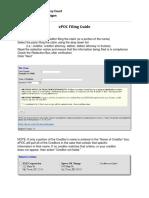 (EPOC) Electronic Proof of claim StepByStep Como Completar Someter Formulario Proof of Claim Electronicamente