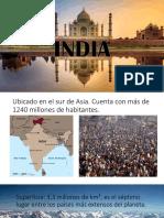 Configuración - India