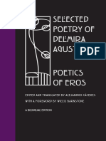 Dr. Alejandro Caceres, Willis Barnstone-Selected Poetry of Delmira Agustini_ Poetics of Eros (2008).pdf