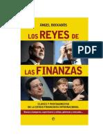 Los Reyes de Las Finanzas de Angel Boixados