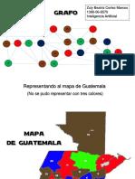 Mapa Cuatro Colores