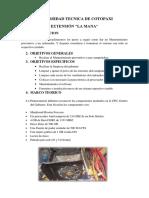 Informe de Las Partes Del Computador Cyber
