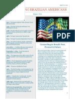 brazilian american newsletter