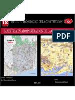 Analisis Urbano Barcelona