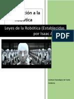 Las Leyes de La Robótica