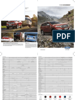 Ford Everest 4pager Brochure MAY2017