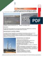 Serie Geotecnia - Taludes