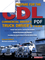 How to Prepare for the CDL Commercial Driver's License