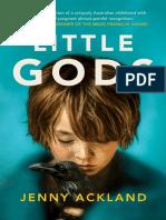Little Gods Chapter Sampler