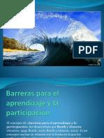 Barreras Para El Aprendizaje y La Participaciòn Presentaciòn (1)