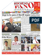 El Progreso Hispano Septiembre 9 2010
