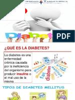 Formas de prevenirla diabetes mellitus