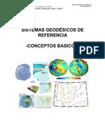 Sistemas Geodicos de Referencia