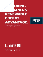 Labor's energy policy