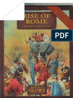 [Wargame Rules] Field of Glory - Rise of Rome