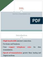 DSL & CATEGORIES