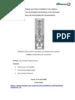 AIMSUN Software Simulacion - Ingenieria de Transito