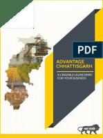 Advantage Chhattisgarh Broucher