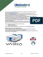 VaDia Suite User Manual v1.0