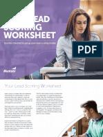 Your Lead Scoring Worksheet Marketo (1)