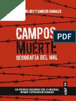 Campos de Muerte. Geografia Del Mal - Carlos Canales
