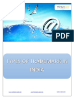 Types of Trademark in India
