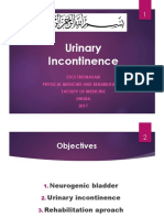 Urinary Incontinence Cice 12 April 2017.pptx