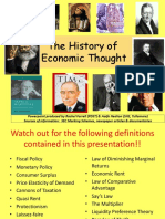 1. History of Economic Thought Filled In