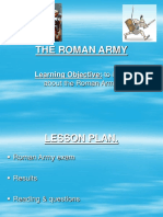 Roman Lesson4 Roman Army[1]