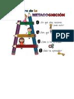 Escalera de La Metacognicion