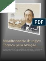 Minidicionario de Ingles Tecnico Para Aviacao