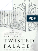 Palácio Torcido - Erin Watt