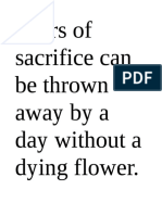 Day of Flower