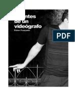 Apuntes-de-un-videógrafo-Ruben-Pouquette-Primera-edición